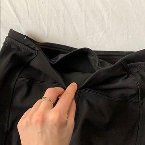 lululemon athletica Pants - Lululemon cropped black leggings